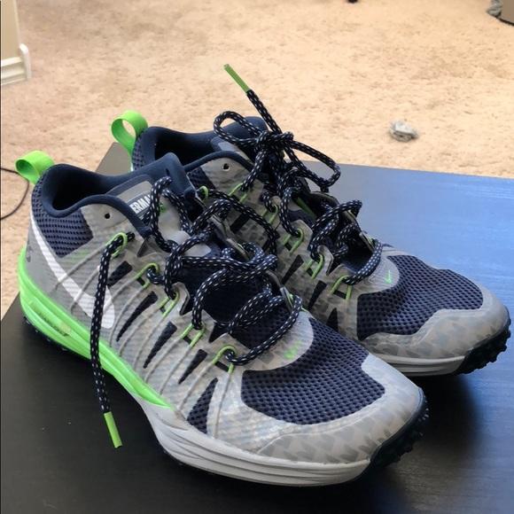 low priced 3a144 9ea23 Nike Seattle Seahawks Richard Sherman Lunar TR1. M 5a5a6df961ca103897c57195